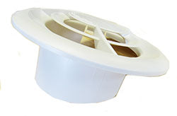 Vent - A/C - Ceiling w/Air Diffuser - White