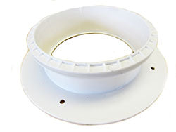 Vent - A/C - Ceiling Diffuser - Collar - White
