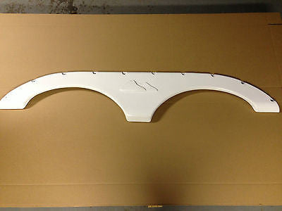 2006 - 2013 Keystone Cougar Fender Skirt (White)