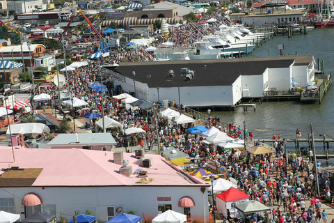 The North Carolina Seafood Festival- Overview