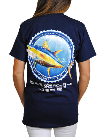 31st Annual Short Sleeve- Navy