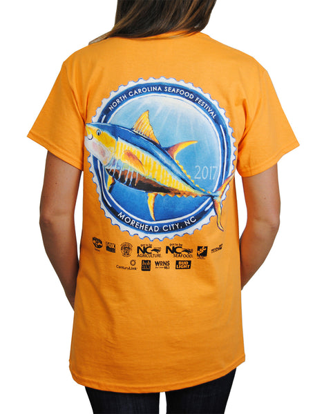 31st Annual Short Sleeve- Tangerine