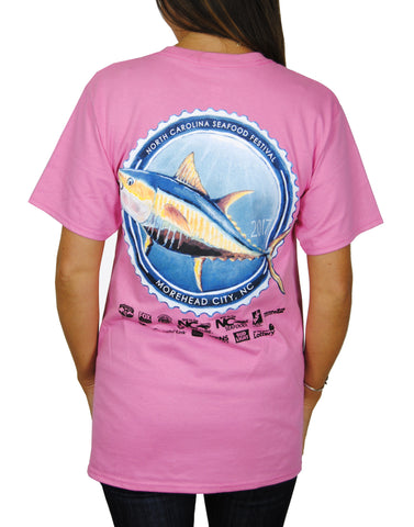 31st Annual Short Sleeve- Pink