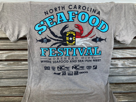 32nd Annual Short Sleeve- Grey Triblend