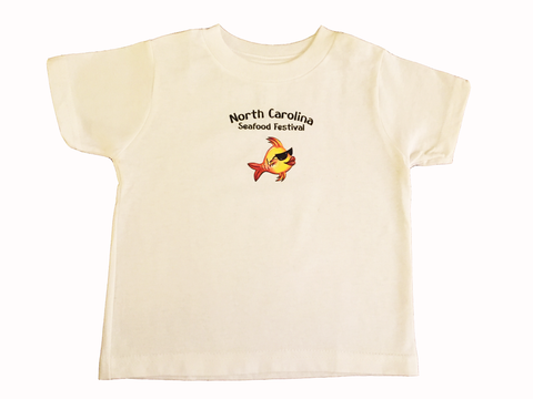 Toddler T-Shirt- White