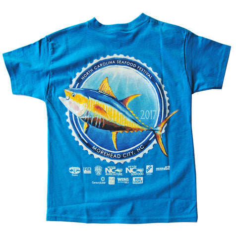 31st Annual Youth Short Sleeve- Teal
