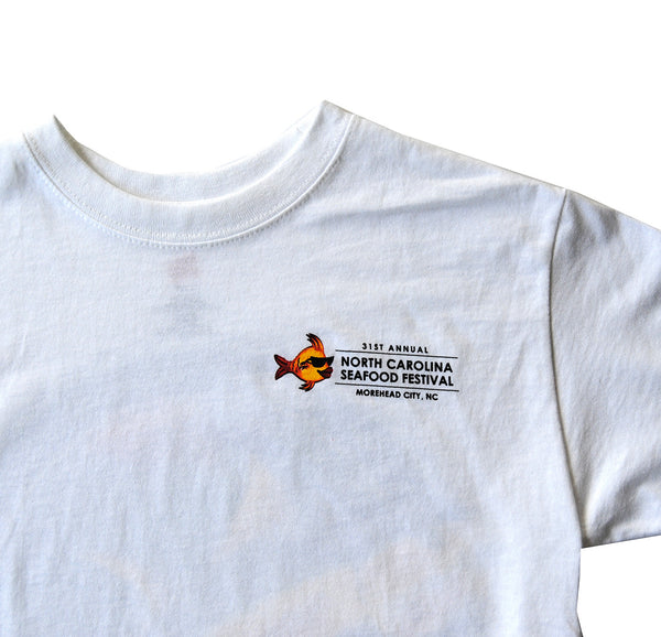 31st Annual Youth Short Sleeve- White