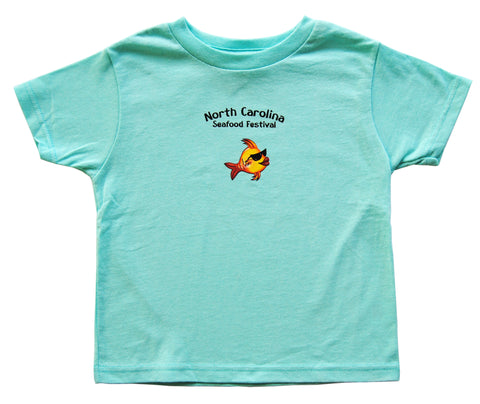 Toddler Short Sleeve- Chili Blue