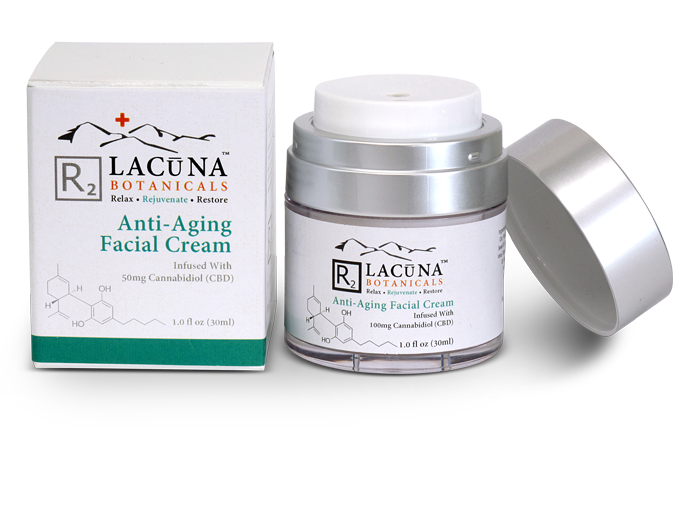 Anti-Aging Nightly Facial Cream