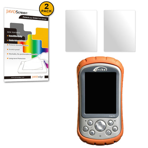 Carlson Mini 2, JAVOScreen [Anti-Glare, Ultra Clear] Screen Protector (2 PACK), Defensive Armor From Scratches