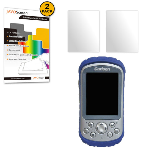 Trimble Yuma, JAVOScreen [Anti-Glare, Ultra Clear] Screen Protector (2 PACK), Defensive Armor From Scratches