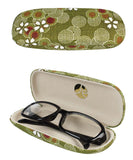 Green (Eyeglass Case + Contact Case)