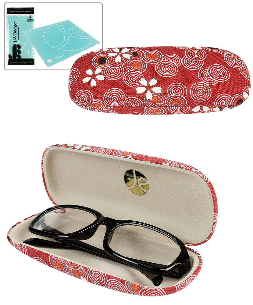Red (Eyeglass Case Only)