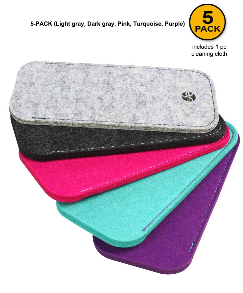 5 PACK - Multi-Colors Style A