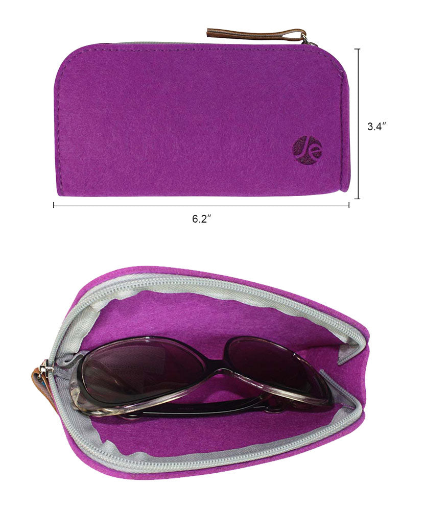 5 PACK - ZIPPER CASE