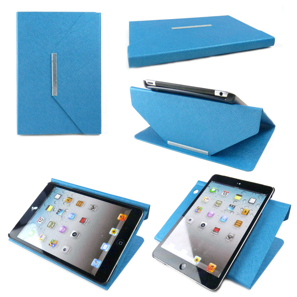 JAVOedge Envelope Style Case with 360 Rotating Built In Stand for the Apple iPad Mini, iPad Mini 2 with Retina