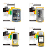 Anti-Glare or Ultra Clear Screen Protectors for TOPCON Devices (Many Sizes Available)