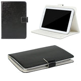 "JAVOedge Matte Sheen Universal 7-8""/9-10"" Book Case for Tablets"