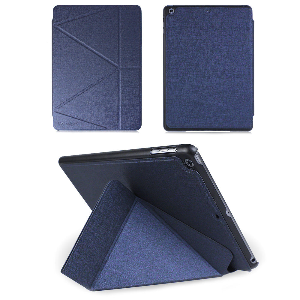 JAVOedge Origami Folding with Sleep/Wake for the Apple iPad Air