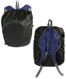 JAVOedge Black Backpack Cover for Protecting Contents for Travel, Hiking, Camping, Outdoors