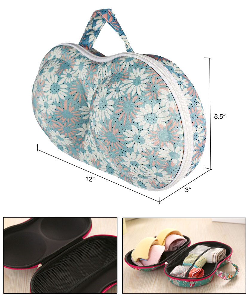 Blue Daisy + (1 PCS) PVC BAG