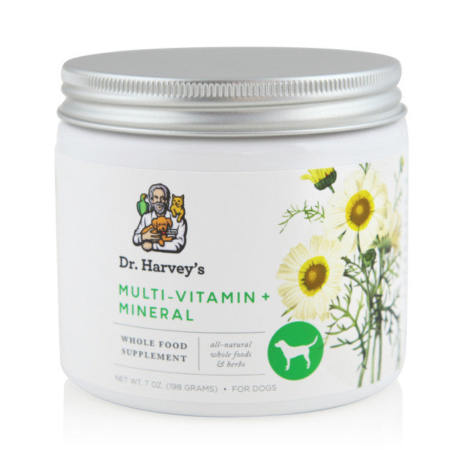 Multi-Vitamin and Mineral Supplement