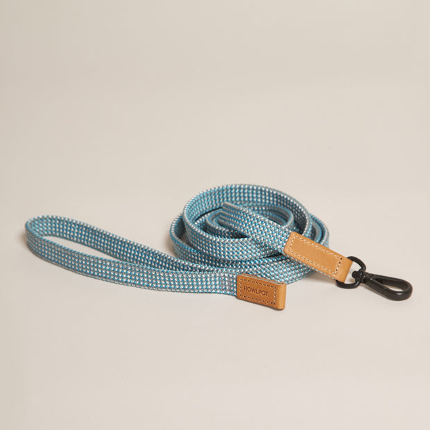We are Tight Ribbon Leash | Deep Sea