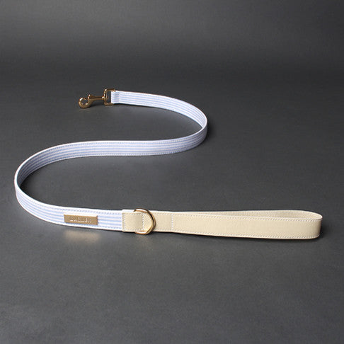 Oxford Stripe Leash