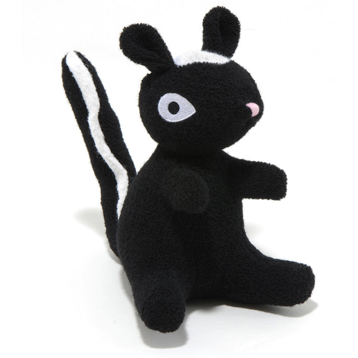 Skunk Woolie Dog Squeak Toy
