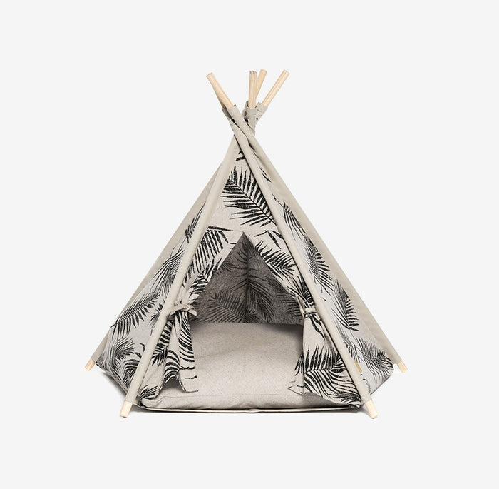 Teepee Tent | Leaf Natural