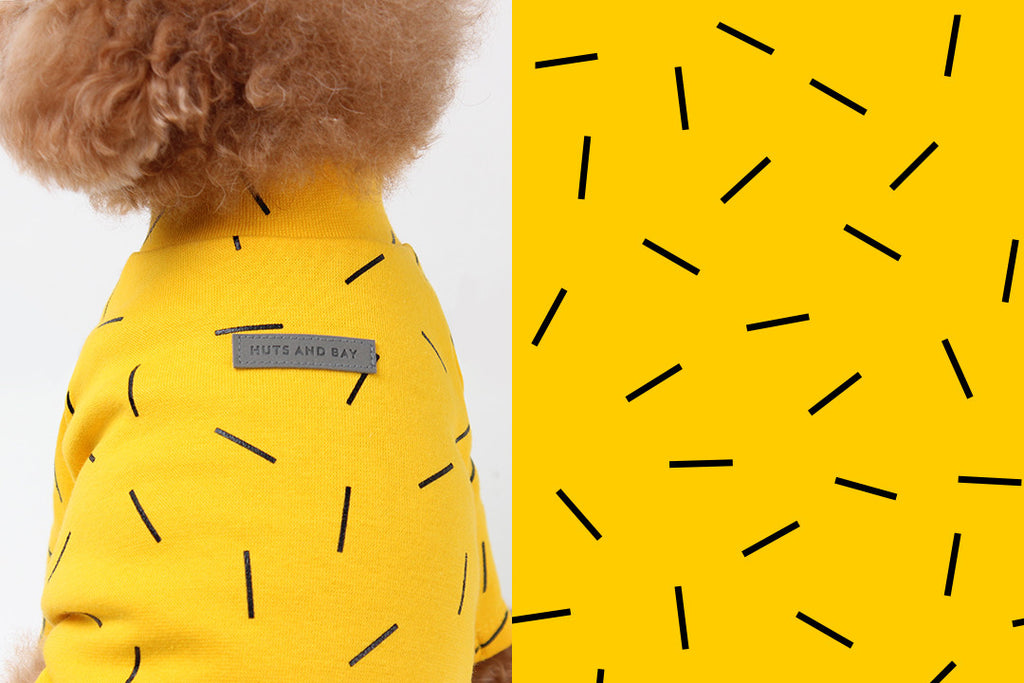 Sugar Tee | Yellow
