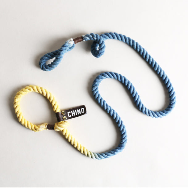 Smart leash | Banana & Light Jean