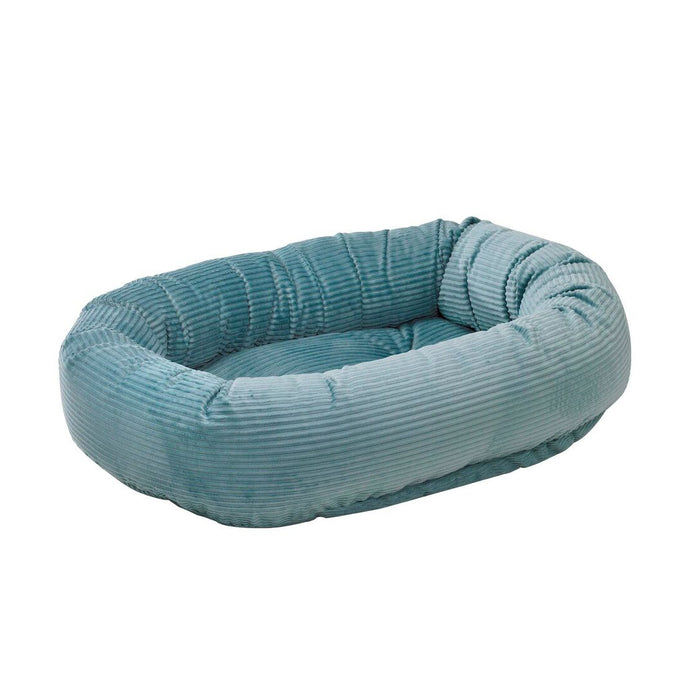 DONUT BED BLUE | BAYOU