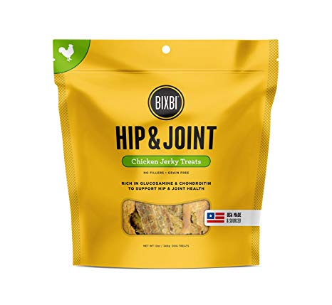 Bixbi Hip and Joint Chicken Jerky