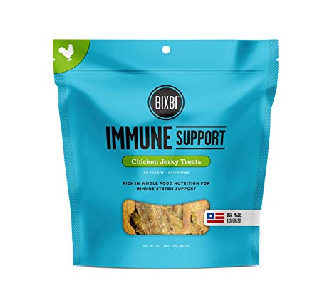 Bixbi Immune Support Chicken Jerky