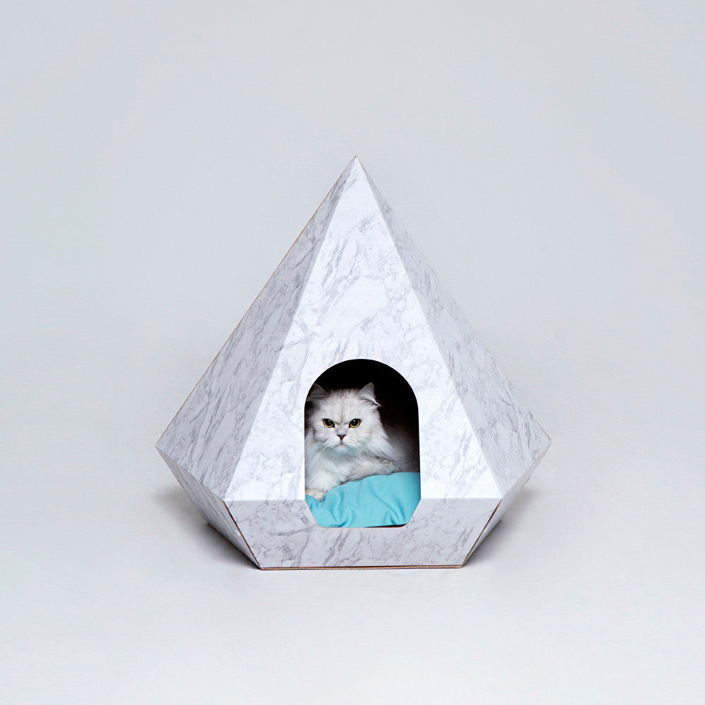 Cat Diamond Marble