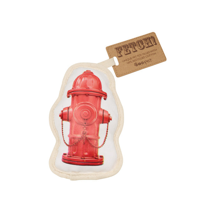Fetch Dog Toy Fire Hydrant