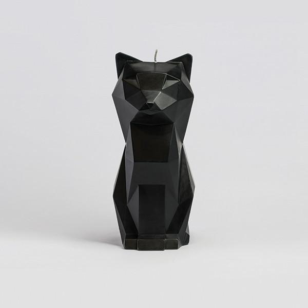 Pyro Pet Candle Black