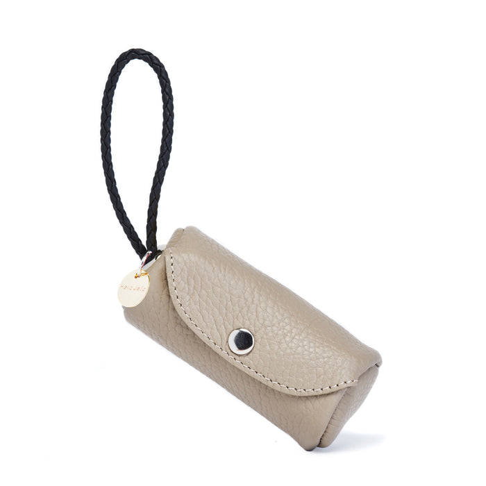 Poop Bag Holder Beige