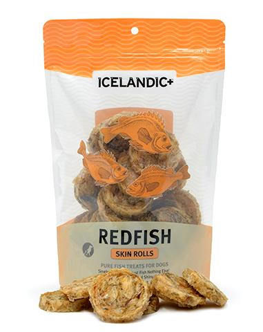Redfish Skin Rolls  - 3oz