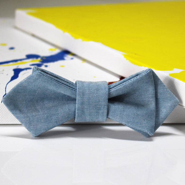 Contemporary Bow Tie | Klein