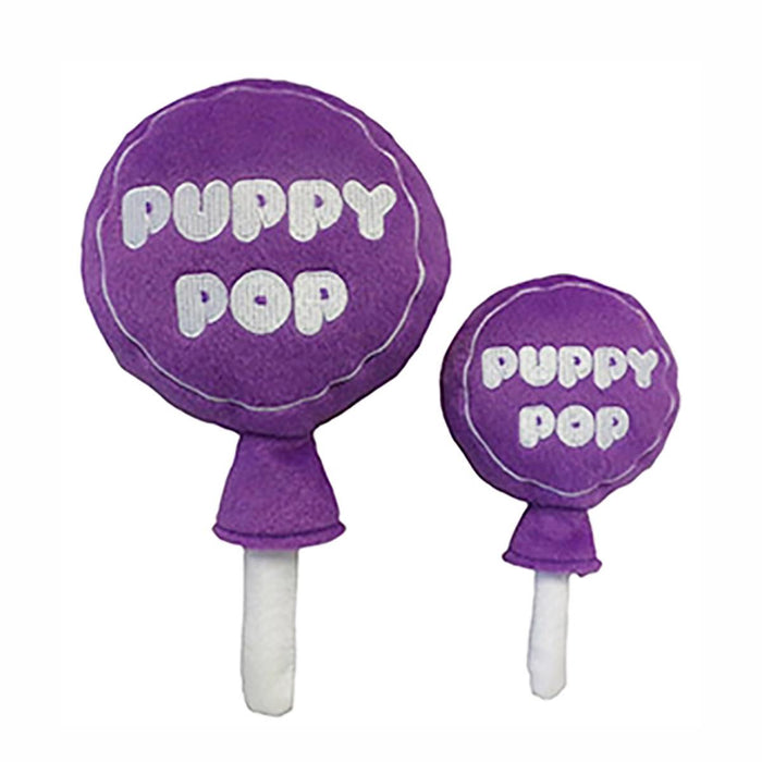 Lulubelles Power Plush Puppy Grape Small