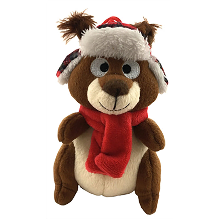 Lulubelle's Power Plush CHESTER squirrel small