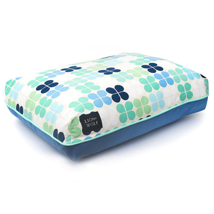 PETAL DOG BED – MINT