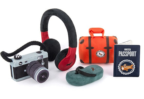 Globetrotter Plush Toy Collection | Headphone