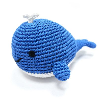 Whale Crochet Toy