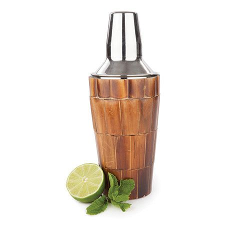 dowton abbey cocktail shaker