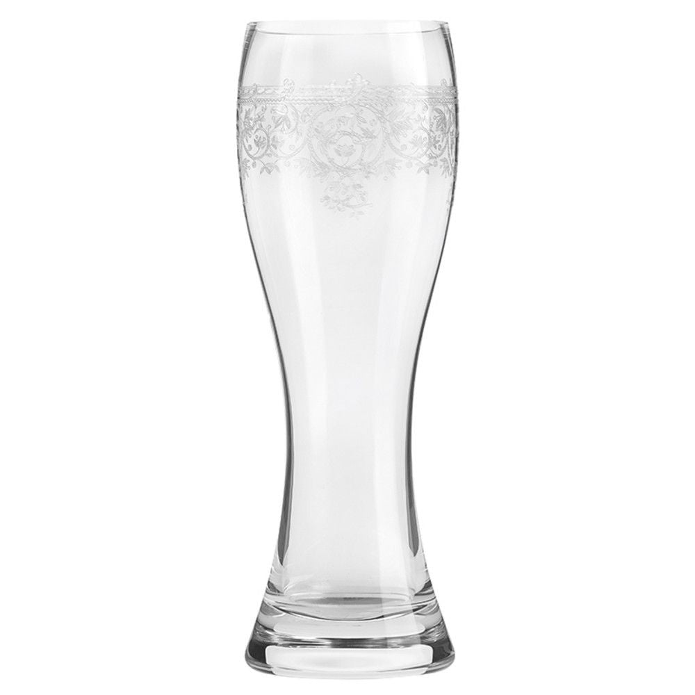 Lucca Wheat Beer Glasses, Set of 2