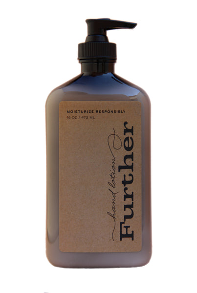 Further Hand Lotion 16oz
