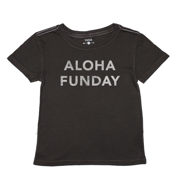 Aloha Funday  Mini & Me Tee